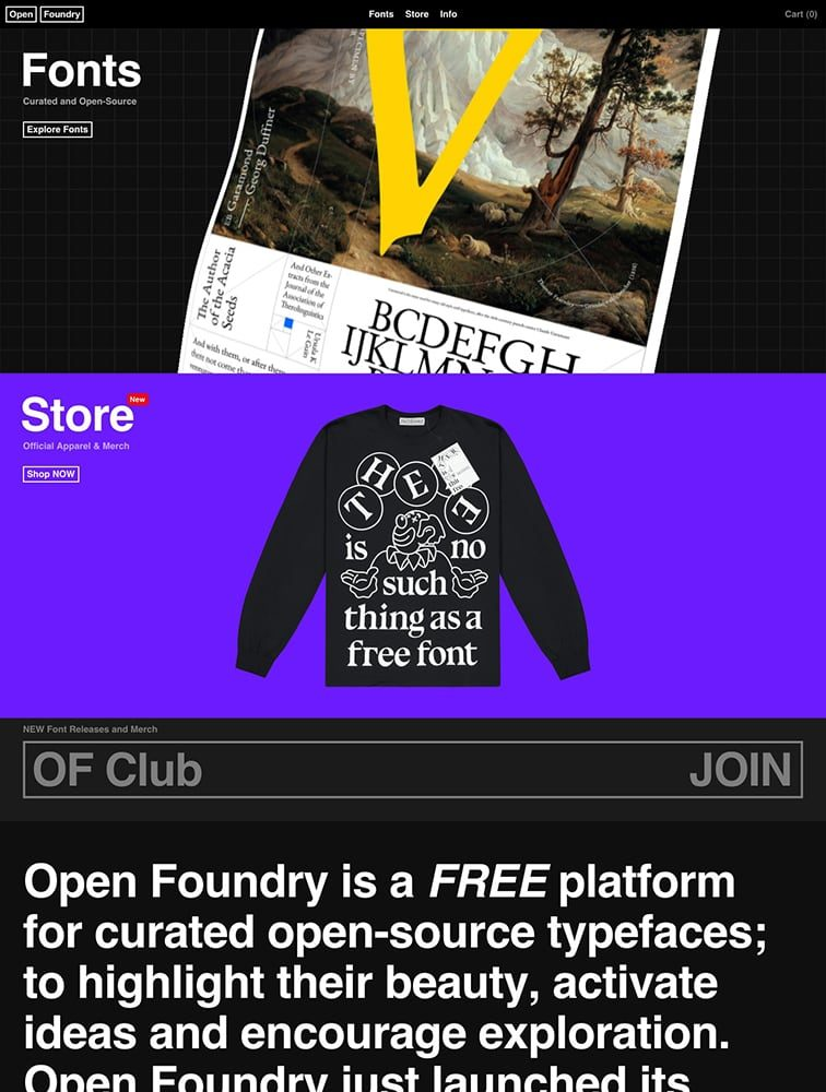Open Foundry