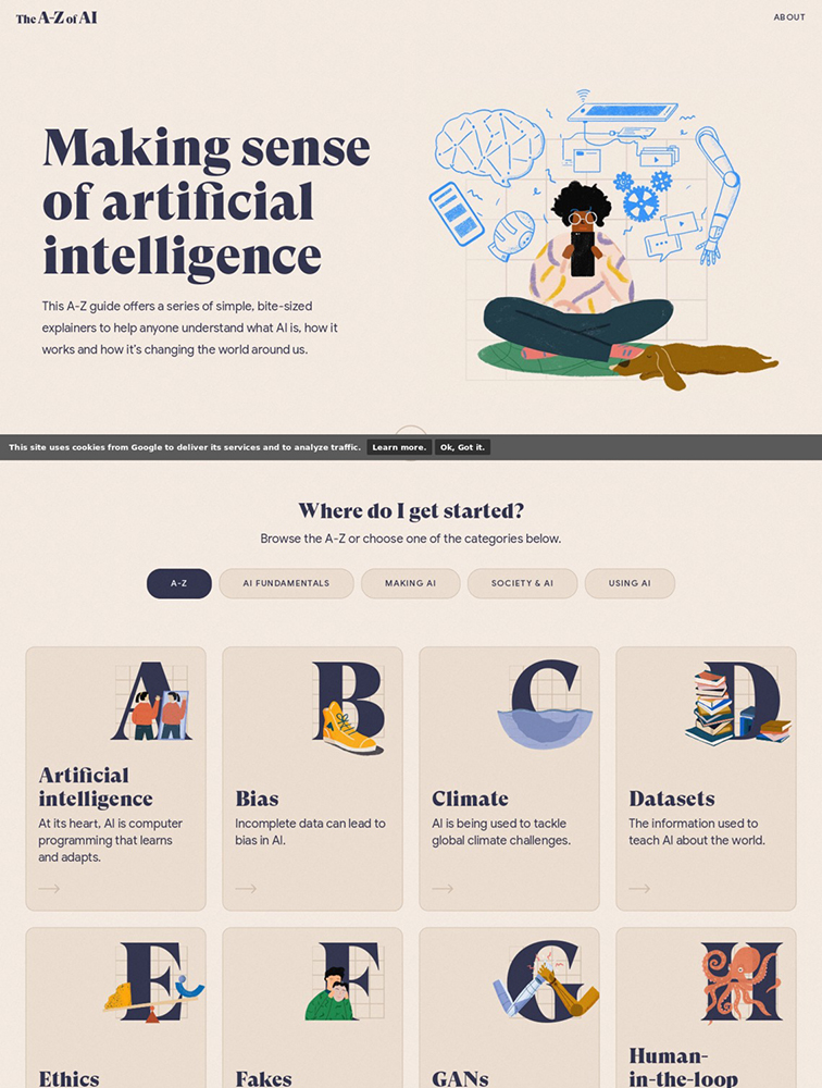 The A-Z of AI